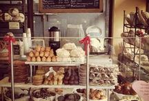 WORK: BAKERY/COFFEESHOP
