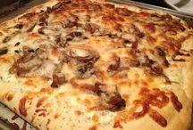 winna winna chicken dinna  / meal-type foods
