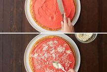 τούρτες σαν φαγητό