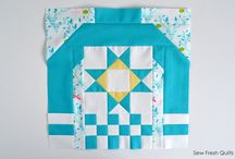 FREE Quilt Along - Ugly Christmas Sweaters / by Sew Fresh Quilts