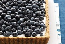 Recipes-Blueberry Desserts / by Katheryn Peterson