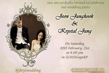 Wedding Invitation / roleplayer