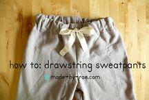 Sewing Tutorials by Rae! / by Rae Hoekstra