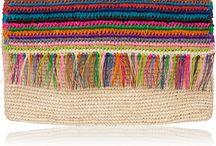 Carteiras  e bolsas de crochet