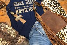 Bohemian Inspired Fashion This shirt speaks to me!  Rebel Heart but she's got the Soul of a Hippie ✌. So conflicting but TRUE!! #bohovibes #shopsmall