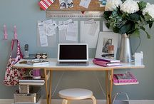 Coveting a craft room / If I could have a room dedicated just to craft, sewing and quilting, some of these would definitely be in mine!