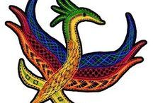 paličkovanie draci