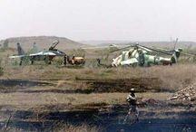 El helicóptero en la guerra de Etiopía - Eritrea (06 May 1998 - 25 May 2000)