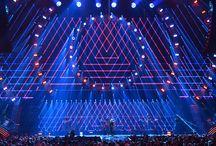 escenario show