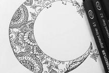 Tattoo Inspirations Love Moonchild Strong Mandala Boho Love