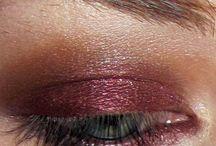 Makeup editorials