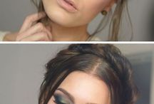 Make up noite