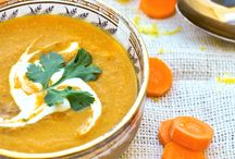 Soup/curries