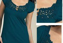 crochet apparel