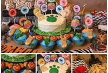 wild kratts party / by Jennifer Michaelis