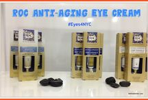 #eyes4NYC #shop Let's Talk Skincare with RoC and Duane Reade / Talking about the benefits of using Retinols in RoC eye cream