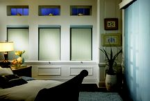 Sliding Panels / Sliding Panels: Also known as vertical panels or panel tracks, they are you modern alternative to vertical blinds. Best solution for sliding patio doors or wide windows. Available in tons of colour and fabric options. http://www.windowinspirations.ca/