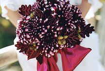 Bouquet de la mariée / by Mademoiselle Dentelle