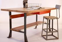 Case goods with substance / Furniture / by Tracie Diamond