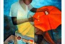Peintures de Toffoli