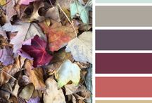 Color palets / Color themes for inspiration and eye candy.