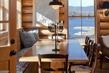 Log Cabin / Log Cabins / by Rangeley Builders