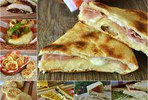 ricette: pane, facacce, pizza
