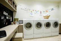 House: Laundry Room Dreaming / by Penny Mansell