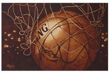 Basketball / by Ashley Weibling