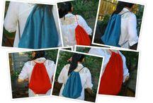 Lona Mía Mochilas / Mochilas echas en tela produccion propia diseños exclusivos y a pedido!!!