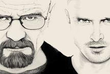 Breaking bad / Poster breaking bad te koop  www.poportret.nl