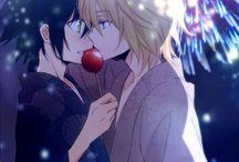 Mika and Yuu Owari no seraph