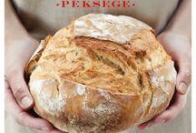 kenyer receptek