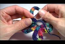 Punniken / Spool knitting