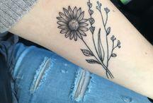 simplistic tattoos