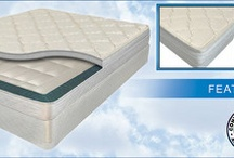 AIR BEDS / Have you been trying to choose between an airbed and a memory foam mattress? Our beds offers the best of both worlds.
