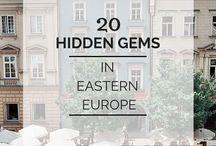 Eastern Europe Travel Ideas