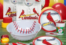 Stl Cardinals / by Amy Luebbers