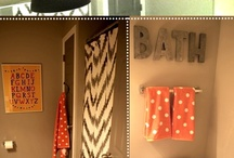 Kids bathroom / by Sherri Brown