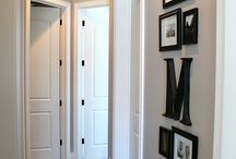 Upstairs hallway ideas