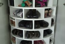 Closet Organization / by Margaret Dalton