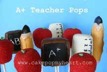 Back to School / by Cake Pop My Heart