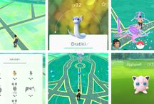 Gaming / PokemonGO mostly!