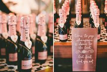 WEDDING FAVORS / wedding favor ideas + inspiration to help you ditch the favors guests will toss and give them something unique that they'll want to keep!