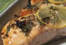 Fish / Recipes / by Stevie Larson