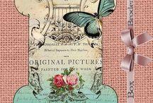 Cartonnettes ruban ou dentelles / https://www.alittlemercerie.com/boutique/broderiesab-178051.html
