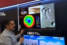 LG 55E6V 3D 4K OLED TV