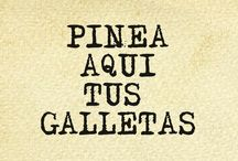 """Galletas hechas en España/ Cookies made in Spain / Pinea aquí tus galletas o las galletas que te gusten. El único requisito es que ESTÉN HECHAS EN ESPAÑA. Para poder pinear debes seguirme y dejar un mensaje en este tablero diciendo """"agregame""""."""