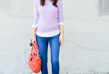 style || Pretty in Pastels