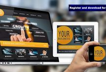 Beautiful and best Wordpress, Joomla, Magento themes